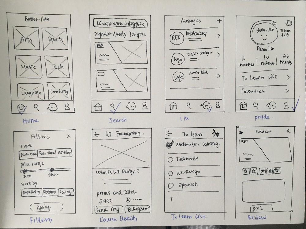 app界面设计全流程,0基础app亚博官网首页模式介绍