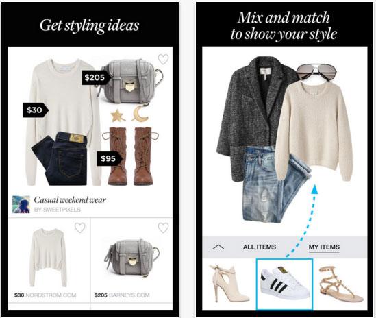 服装APP开发案例:四款时尚潮流买手APP,提升你的个人品味与穿衣搭配