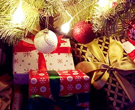 圣诞礼物互换